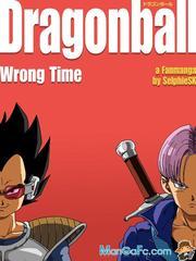Dragon Ball Wrong Time