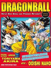 Dragonball - Heya! SonGoku and His friends return!