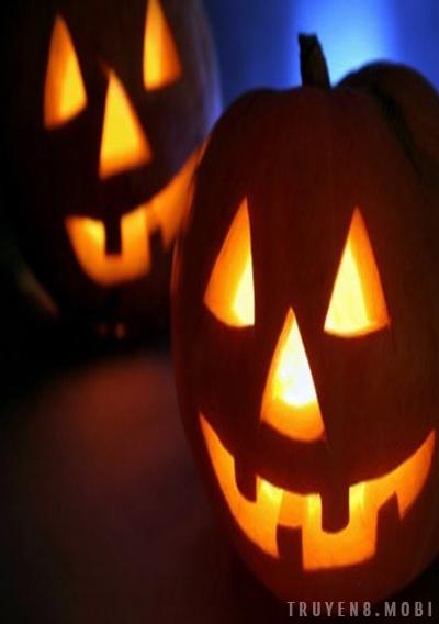 Truyện Cười Halloween