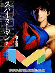 [Truyenmix.com]Spider man - The manga